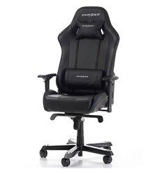 Кресло DXRacer OH/KS06/N King Series, компьютерное, экокожа, цвет черный