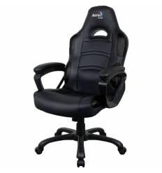 Кресло AeroCool AC80C AIR, геймерское, экокожа, цвет черный