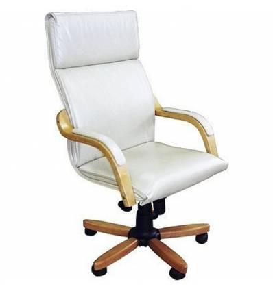 Кресло Стиль Гранд дерево для руководителя
