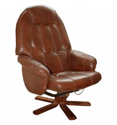 Кресло Стиль Женева паук для руководителя