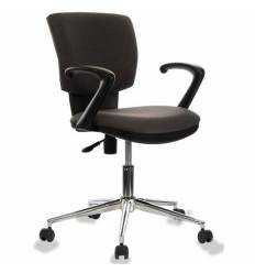 Кресло Бюрократ CH-636AXSL/GRAFIT для оператора, ткань, цвет темно-серый