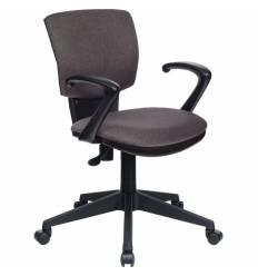 Кресло Бюрократ CH-636AXSN/GRAFIT для оператора, ткань, цвет темно-серый