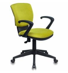 Кресло Бюрократ CH-636AXSN/GREEN для оператора, ткань, цвет зеленый