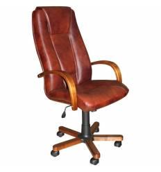 Кресло Стиль КД-365 дерево для руководителя