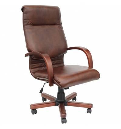 Кресло Стиль Классик дерево для руководителя
