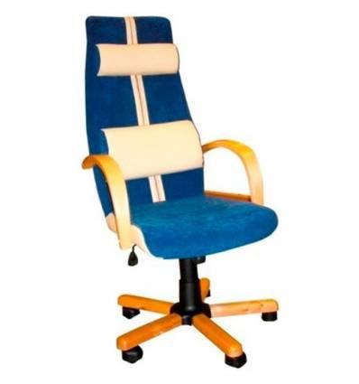 Кресло Стиль Арамис дерево для руководителя