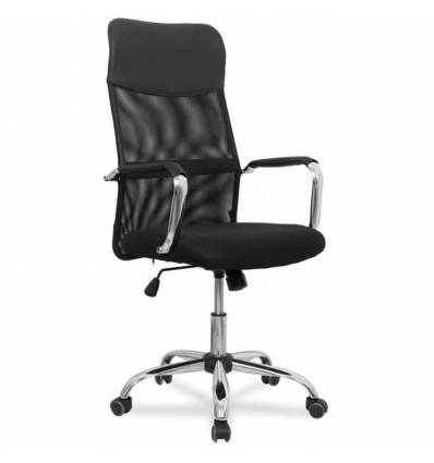 Кресло College CLG-419 MХН/Black для оператора, сетка/ткань, цвет черный