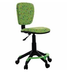 Кресло Бюрократ CH-204-F/CACTUS-GN детское, цвет зеленый кактусы