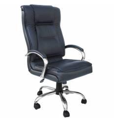 Кресло Стиль Балатон хром для руководителя