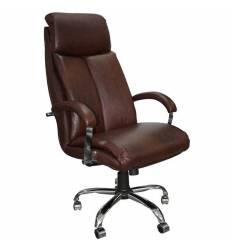 Кресло Стиль Барок хром для руководителя