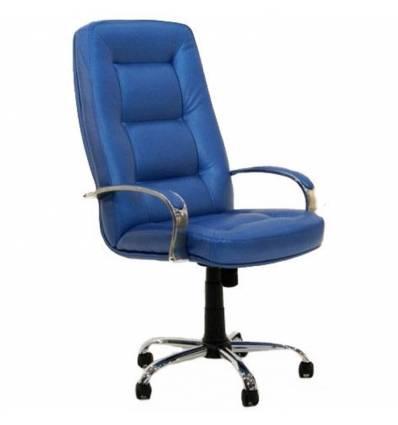 Кресло Стиль Идра хром для руководителя