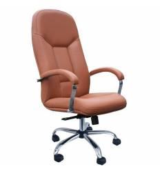 Кресло Стиль КД-263 хром для руководителя