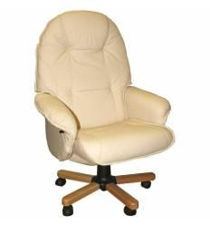 Кресло Стиль Лион дерево для руководителя