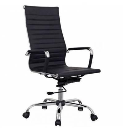 Кресло Стиль Марко хром для руководителя