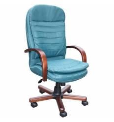 Кресло Стиль Поло дерево для руководителя