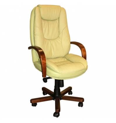 Кресло Стиль Сатурн дерево для руководителя