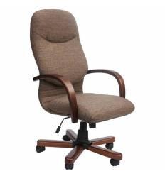 Кресло Стиль Электра дерево для руководителя