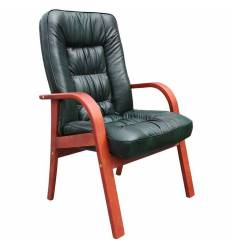 Кресло Стиль Граф дерево для посетителя