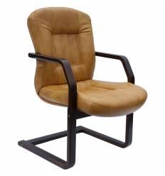 Кресло Стиль Зеус/О дерево для посетителя