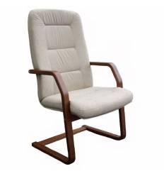 Кресло Стиль Идра/О дерево для посетителя