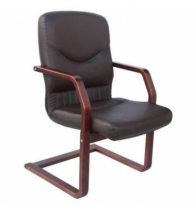 Кресло Стиль Конгресс/О дерево для посетителя