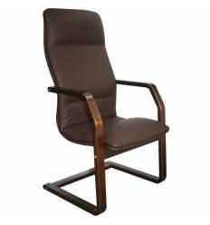 Кресло Стиль Пегас/О дерево для посетителя