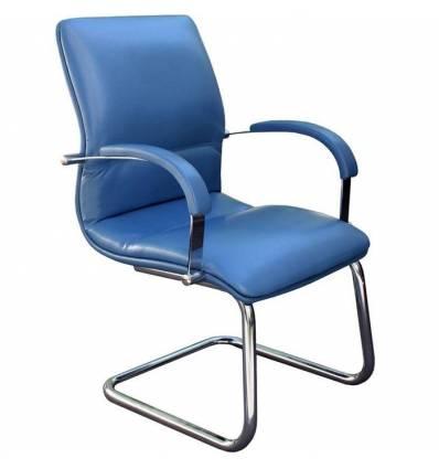 Кресло Стиль Пегас/О хром для посетителя