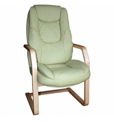 Кресло Стиль Сатурн/О дерево для посетителя