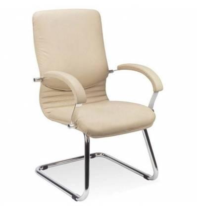 Кресло Стиль Электра/О хром для посетителя