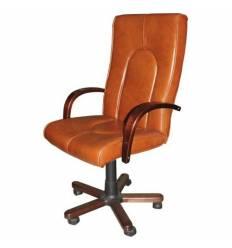 Кресло Стиль Лексус дерево для руководителя