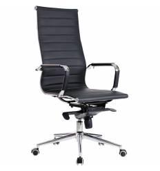 Кресло Good-Kresla Walter Black для руководителя, цвет черный