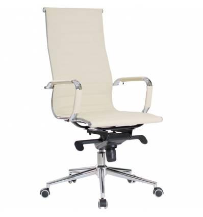 Кресло Good-Kresla Walter Beige для руководителя, цвет бежевый