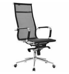 Кресло Good-Kresla Kim Black для руководителя, цвет черный