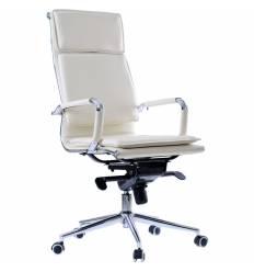 Кресло Good-Kresla Severin Beige для руководителя, цвет бежевый