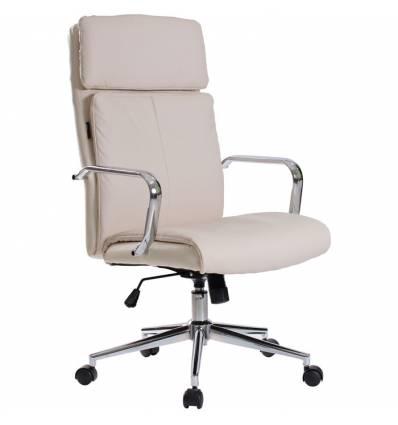 Кресло Good-Kresla Benedict Beige для руководителя, цвет бежевый