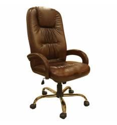 Кресло Стиль Орхидея хром для руководителя