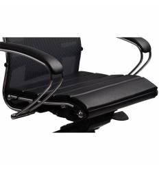 Коврик-чехол для сиденья СSm-25 Black (для кресел SAMURAI), цвет черный