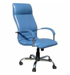 Кресло Стиль Пегас хром для руководителя