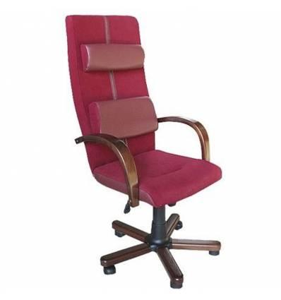 Кресло Стиль Портос дерево для руководителя