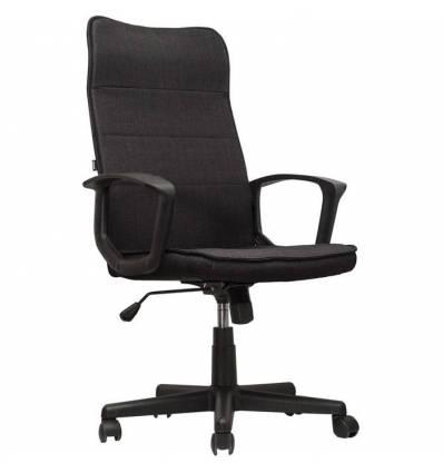 Кресло BRABIX Delta EX-520 для руководителя, ткань, черное