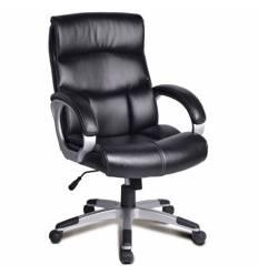 Кресло BRABIX Impulse EX-505 для руководителя, экокожа, черное