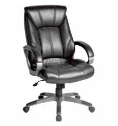 Кресло BRABIX Maestro EX-506 для руководителя, экокожа, черное