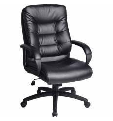 Кресло BRABIX Supreme EX-503 для руководителя, экокожа, черное