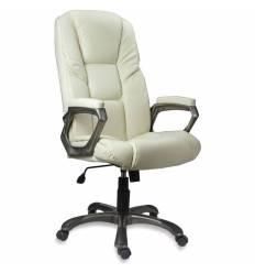 Кресло BRABIX Titan EX-579 для руководителя, экокожа, бежевое