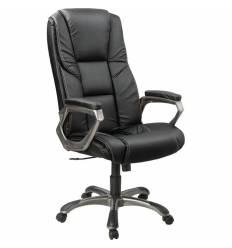 Кресло BRABIX Titan EX-579 для руководителя, экокожа, черное