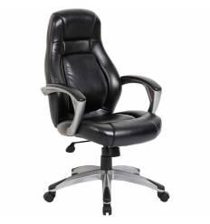 Кресло BRABIX Turbo EX-569 для руководителя, экокожа, черное
