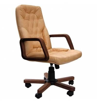 Кресло Стиль Босс дерево для руководителя
