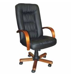 Кресло Стиль Граф дерево для руководителя