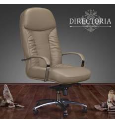 Кресло DIRECTORIA Ренуар DB-800 хром для руководителя