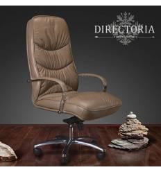 Кресло DIRECTORIA Лотрек DB-016 хром для руководителя
